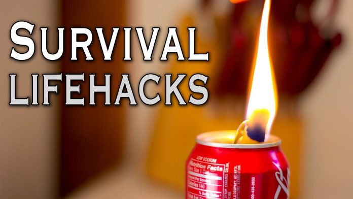 Girl Survival Hacks